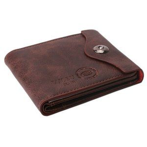 Other - Men's Luxury Quality Stitch Soft Leather Wallet
